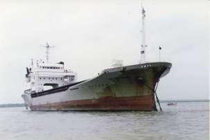 Opal Bounty, Containerschiff der Strider-Klasse