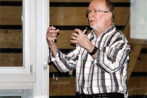Klimatologe Professor Heinz Wanner