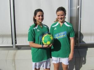 Ana Oliveira und Patricia Lüthi