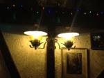 Nicht nur die Lampen im The Tudors Arms lassen Bödeler nostalgisch werden.