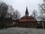 Das kleinste Rathaus von Schweden steht in Sigtuna.