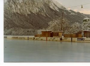 Die Eisbahn Weissenau war von 1964 bis 1979 die Heimstätte des  SC Unterseen, was den Mitgliedern viel abverlangte.