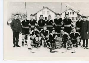 Die allererste Mannschaft des SC Unterseen stieg in der Saison 1964/1965  in die Meisterschaft ein.